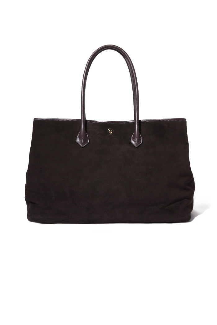 Dark brown Suede Tote bag-2018FW 재입고완료!!