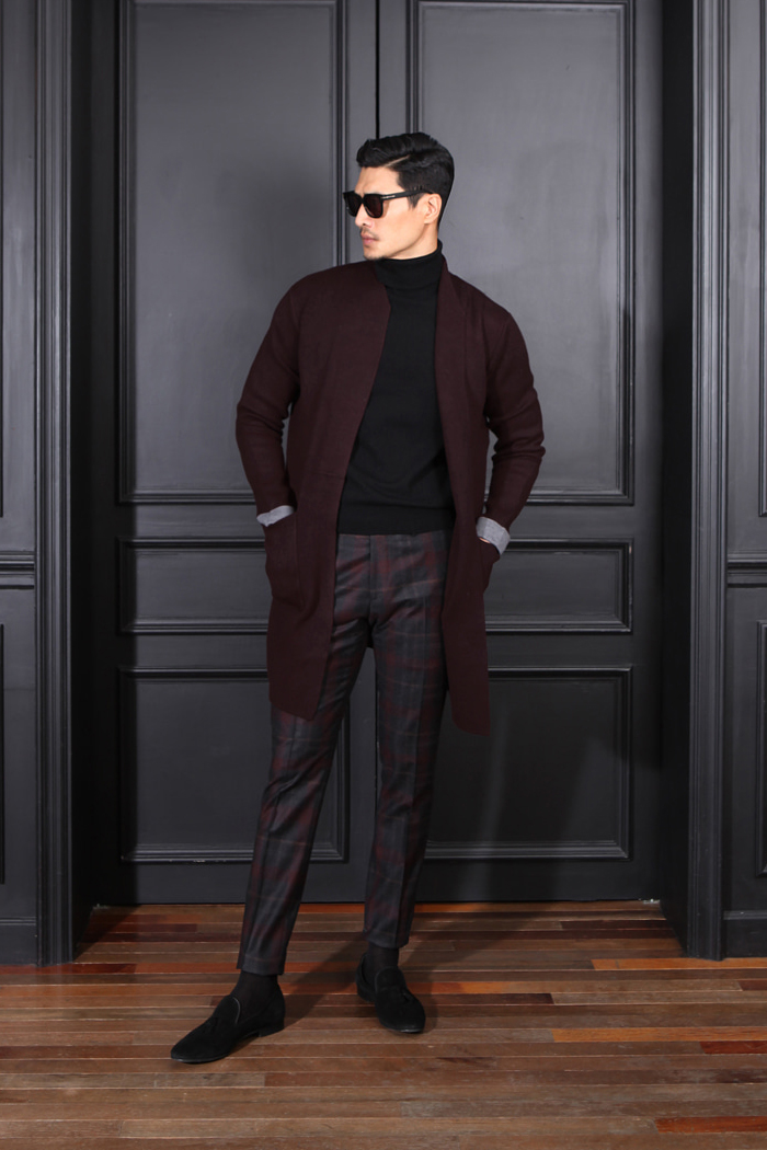 Villian no button knit coat/2color-수입 한정 추천 제품