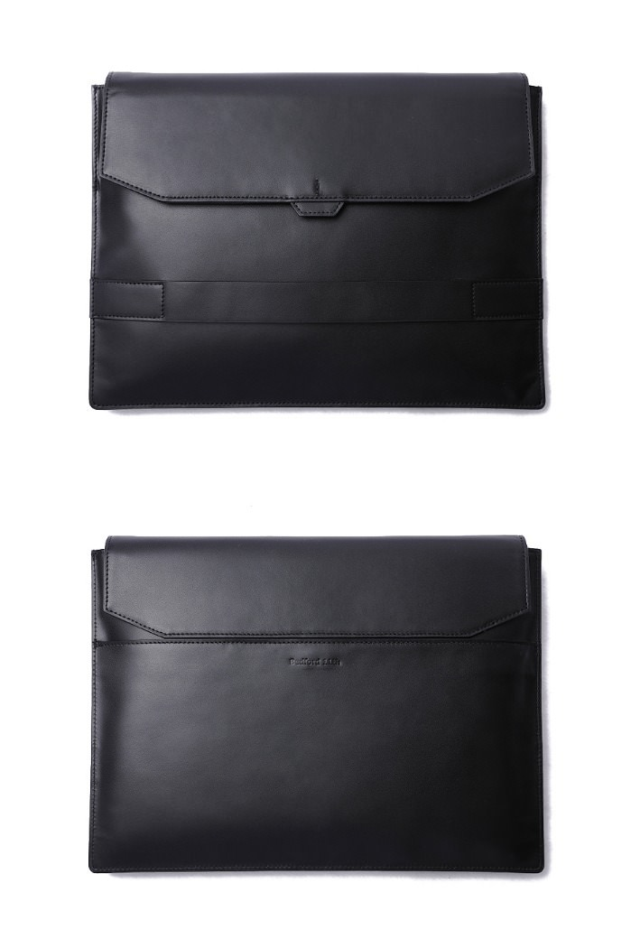 POLYGON HANDLE CLUTCH-BLACK[PREMIUM-SPECIAL ORDER-LIMITED]