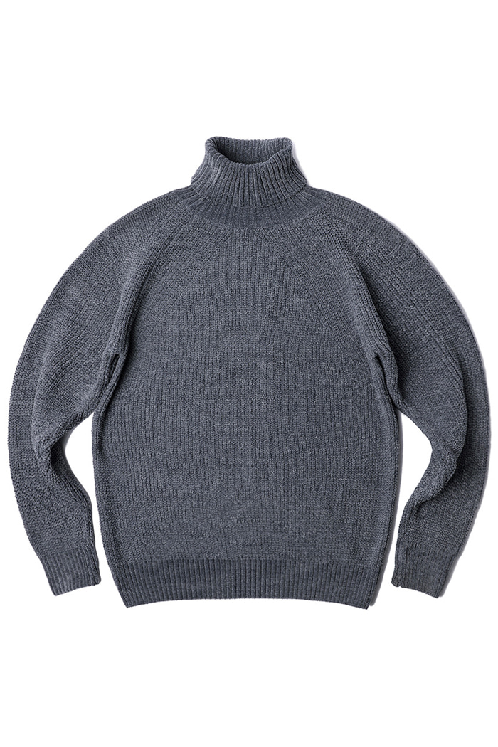 SAINT BASIC TURTLENECK KNIT-3COLOR소량한정수량!-20% SALE!!
