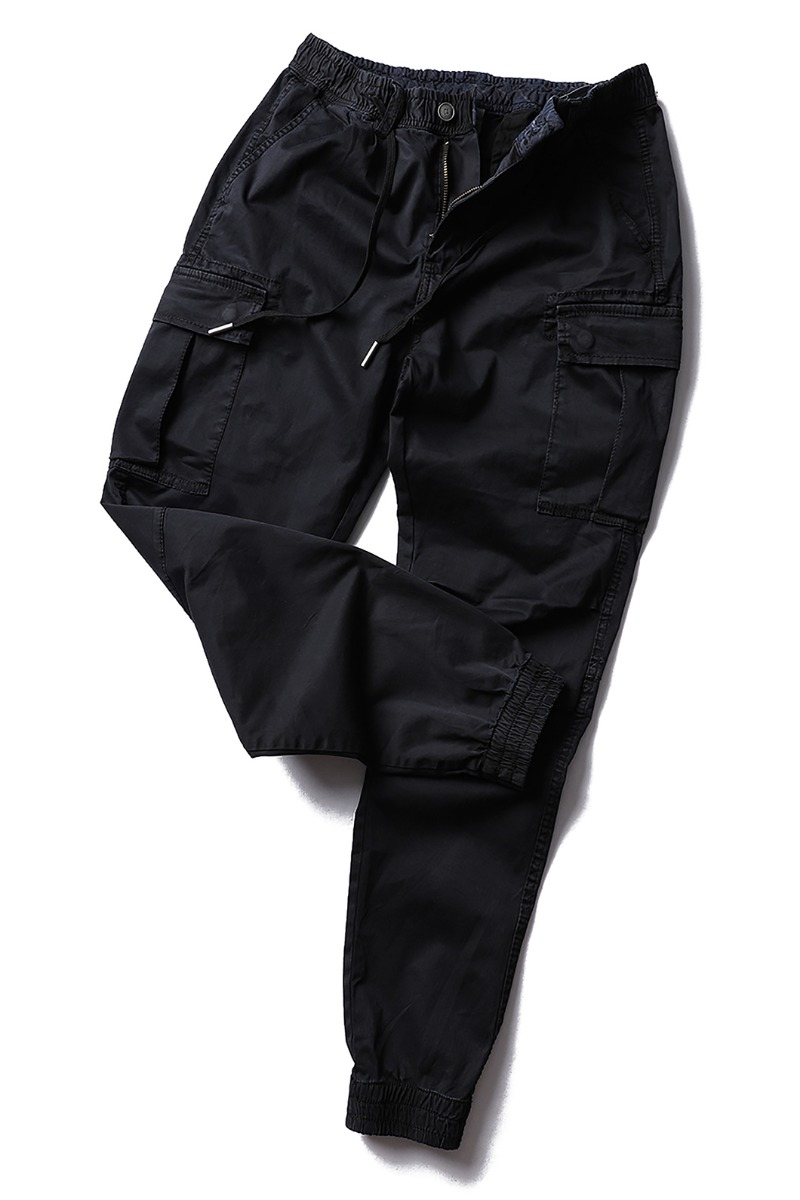 Haddish Slim Cargo Pants-2color