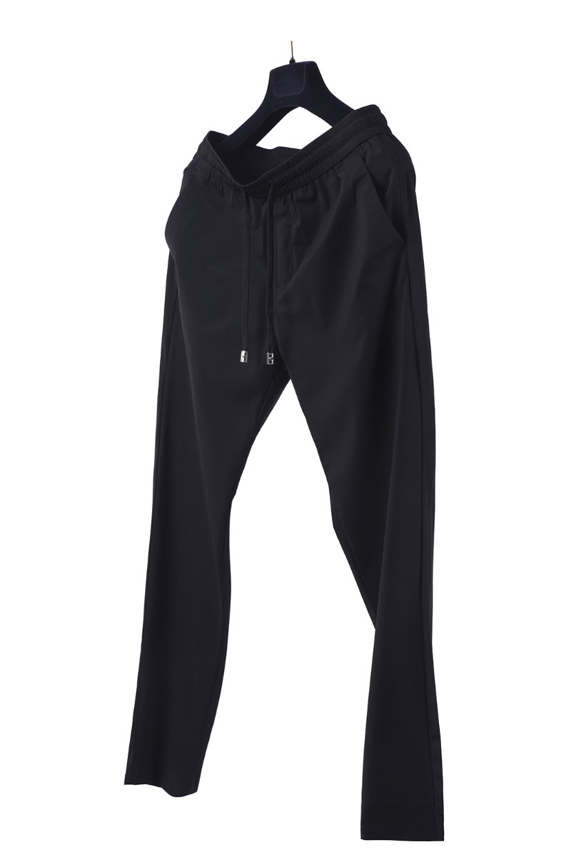 CHEN LEWIS EDITOR PANTS-BLACK